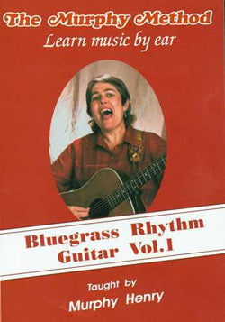DVD - Bluegrass Rhythm Guitar, Vol. 1