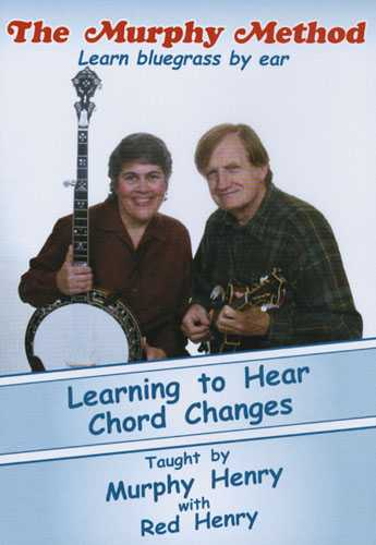 DVD - Learning to Hear Chord Changes
