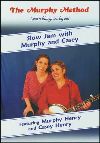 DVD - Slow Jam with Murphy and Casey