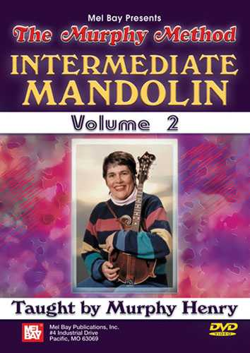DVD - Intermediate Mandolin, Vol. 2