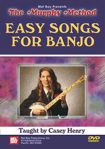 DVD - Easy Songs for Banjo