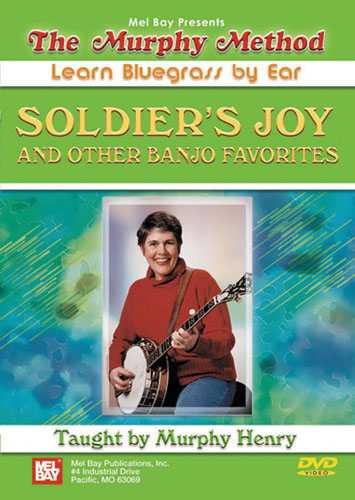 DVD - Soldier's Joy and Other Banjo Favorites
