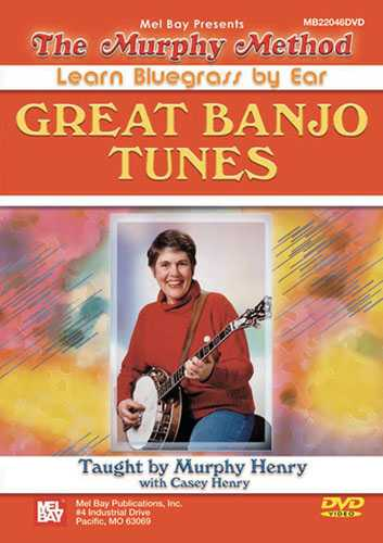 DVD - Great Banjo Tunes