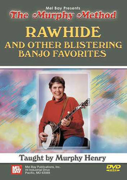 DVD - Rawhide and Other Blistering Banjo Favorites
