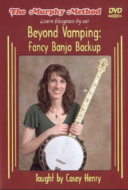 DVD - Beyond Vamping: Fancy Backup Banjo