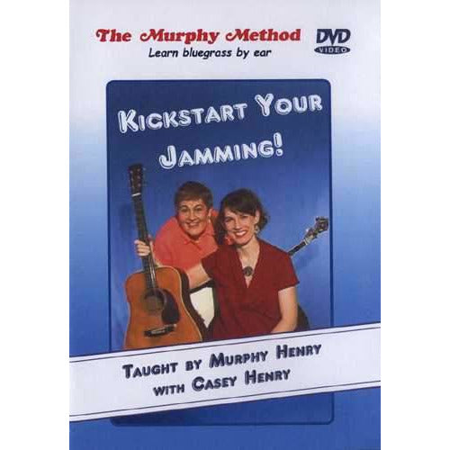 DVD - Kickstart Your Jamming!