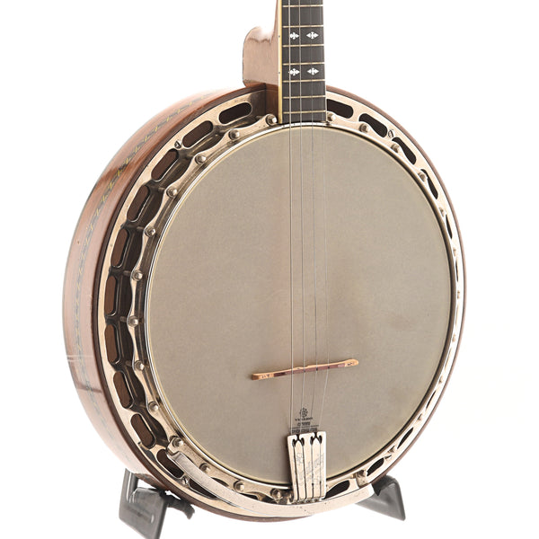 Ludwig Kingston Tenor Banjo (late 1920's)
