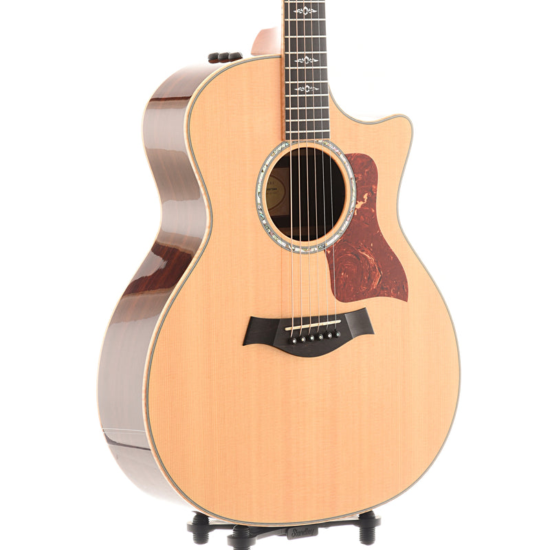 Taylor 814CE GA-LTD Fall Cocobolo (2012)