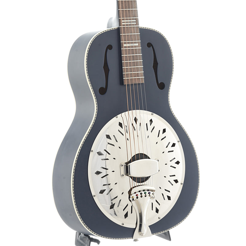 Recording King Dirty 30's Resonator Guitar, Wabash Blue