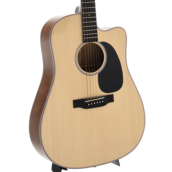 Martin DC-16E Thin Body Dreadnought Guitar with Fishman Matrix VT Enhance Pickup & Case