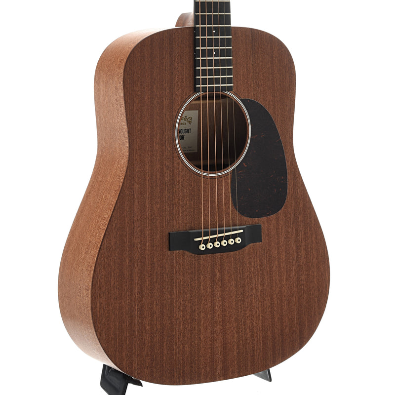 Martin D Jr. 2E Sapele Dreadnought Junior Guitar with Pickup & Gigbag