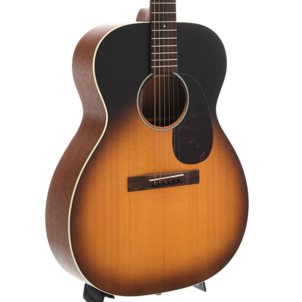 Martin 000-17E Whiskey Sunset Guitar with Pickup & Case
