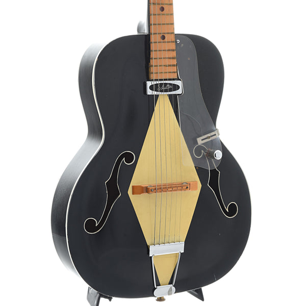 "Airline ""Black Diamond"" Archtop (1960's)"