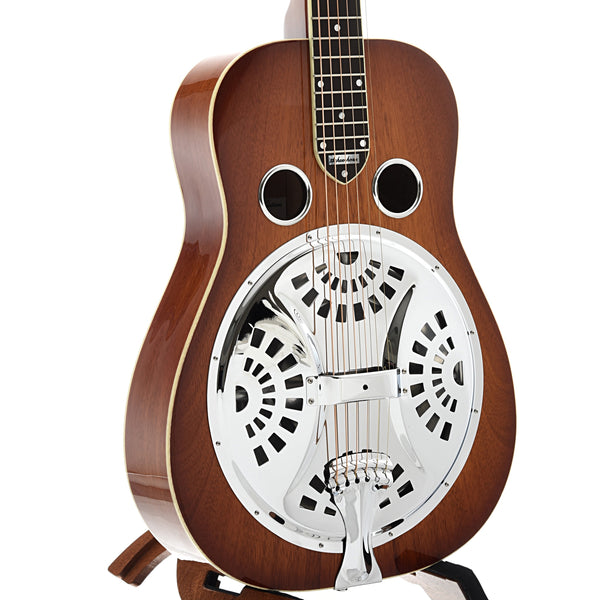 Scheerhorn L-Body Squareneck Resonator (2018)
