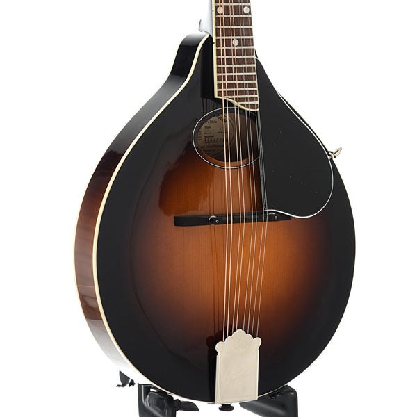 Kentucky KM-270 Mandolin, A-Model, Oval Hole, Sunburst Finish