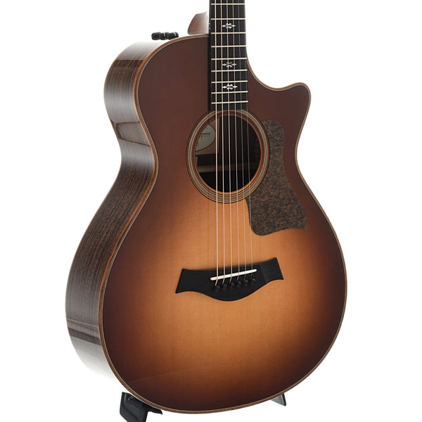 Taylor 712ce 12-Fret Acoustic Guitar & Case (2017 Specifications)