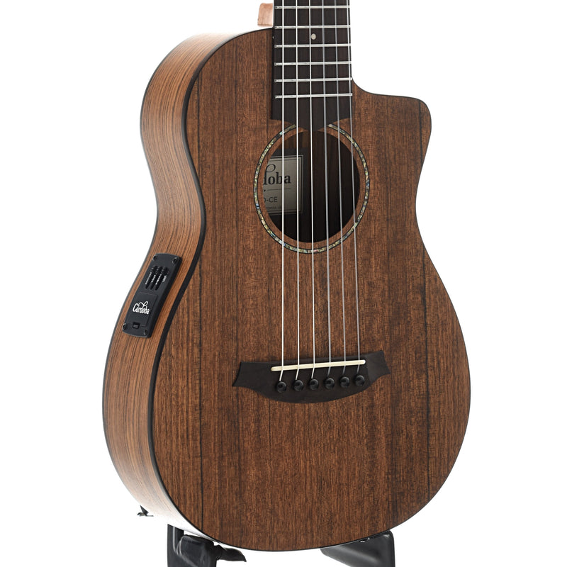 Cordoba Mini O-CE Nylon String Guitar and Gigbag