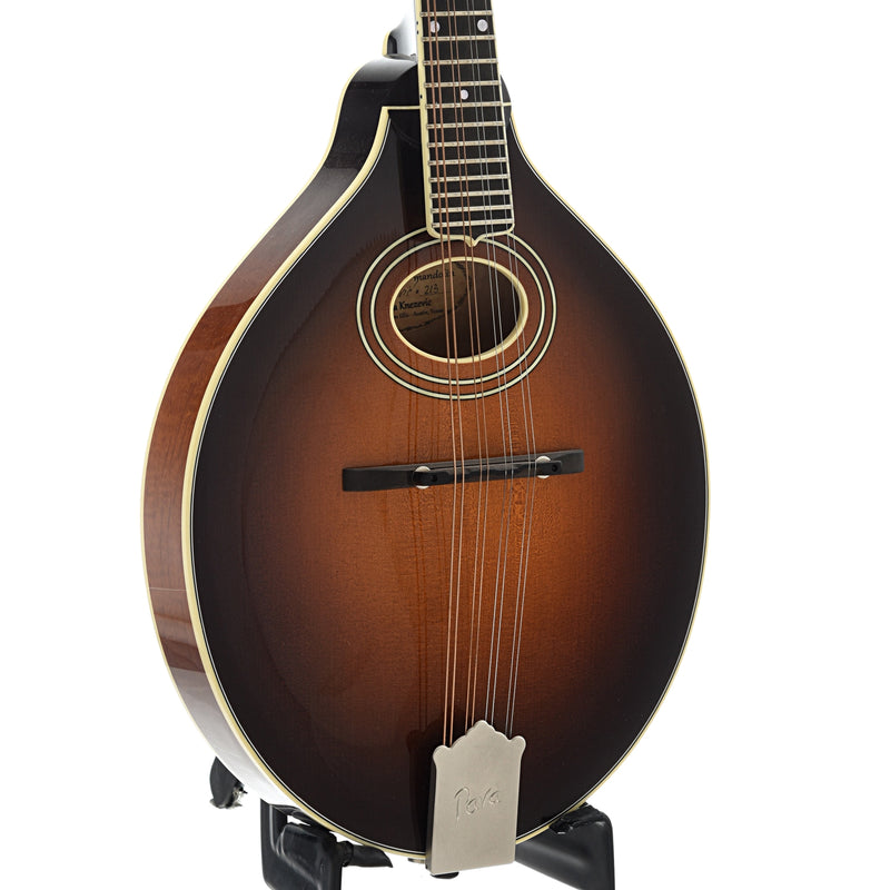 Pava Oval Pro Model A-Mandolin & Case