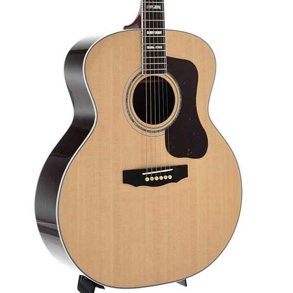 Guild USA F-55 Jumbo Acoustic Guitar and Case