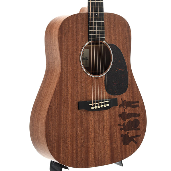 "Martin Elderly Instruments ""Shadow Band"" Limited Edition Custom Junior Size Dreadnought Guitar & Gigbag"