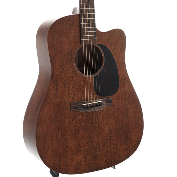 Martin DC-15ME Guitar & Case with Matrix VT Enhance Pickup System