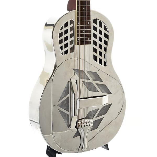 Recording King Squareneck Style 1 Tricone Resonator Guitar