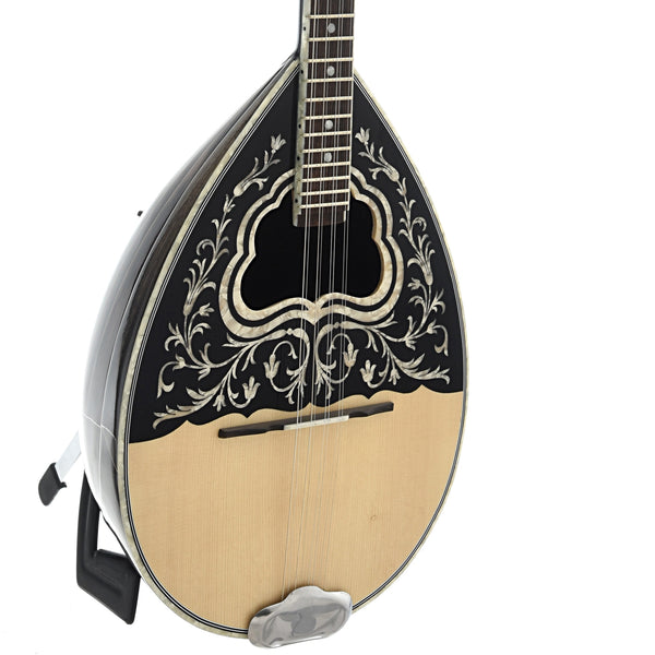 Matsikas BZ8-210T 4-Course Greek Bouzouki & Case