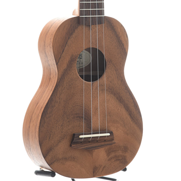 Kala Elite Koa 1 Soprano Ukulele, Satin Finish with Gigbag