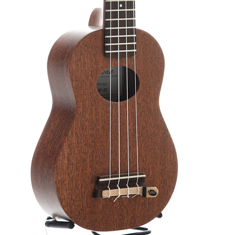 Kremona Mari Soprano Ukulele with Case