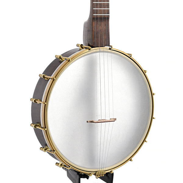 "Dogwood Banjo Co. 12"" Openback Banjo, No. 137"