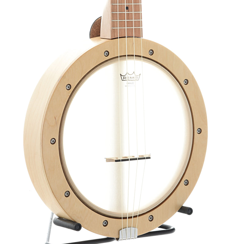 Magic Fluke Company Firefly Tenor Banjo Ukulele with Gigbag