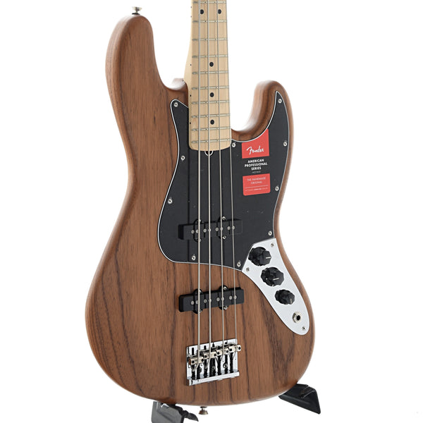 Fender Limited Edition American Professional Jazz Bass, Roasted Ash