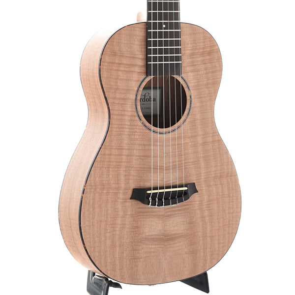 Cordoba Mini II FMH Travel-Sized Guitar