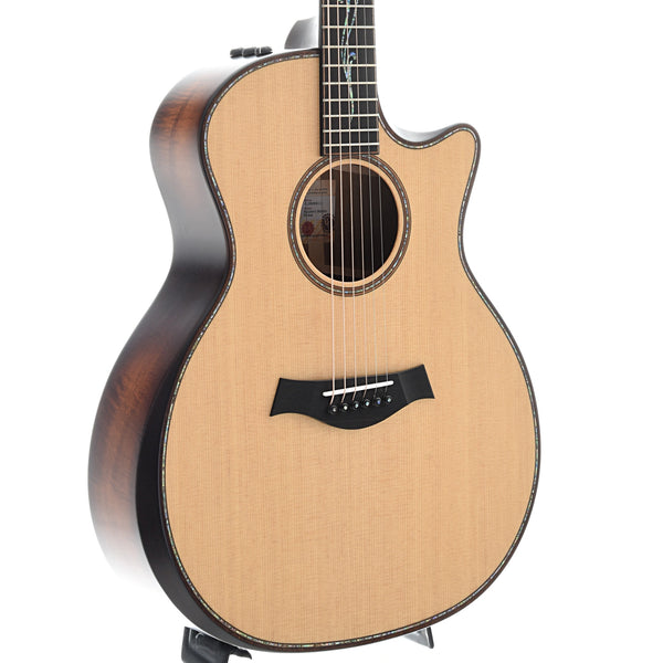 Taylor Builder's Edition K14ce Acoustic Guitar & Case