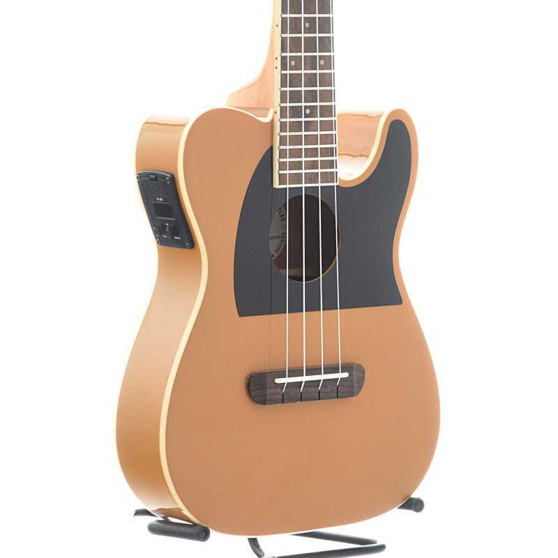 Fender Fullerton Tele Ukulele, Butterscotch Blonde