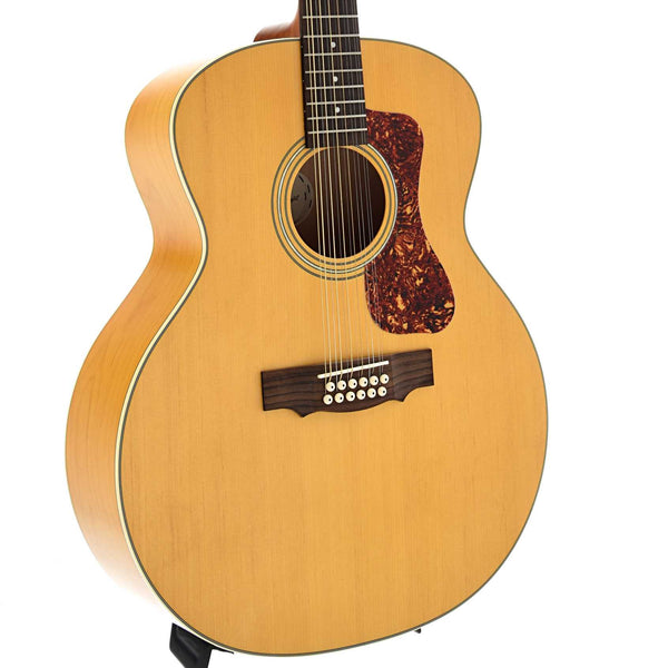 Guild Archback F-2512E Maple Acoustic 12-String Guitar