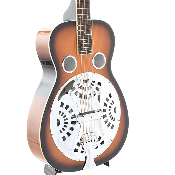 Beard Gold Tone PBS Mahogany Standard, Squareneck Resonator Guitar