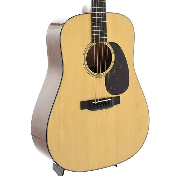 Martin Custom 18-Style Dreadnought Guitar & Case, Adirondack Top
