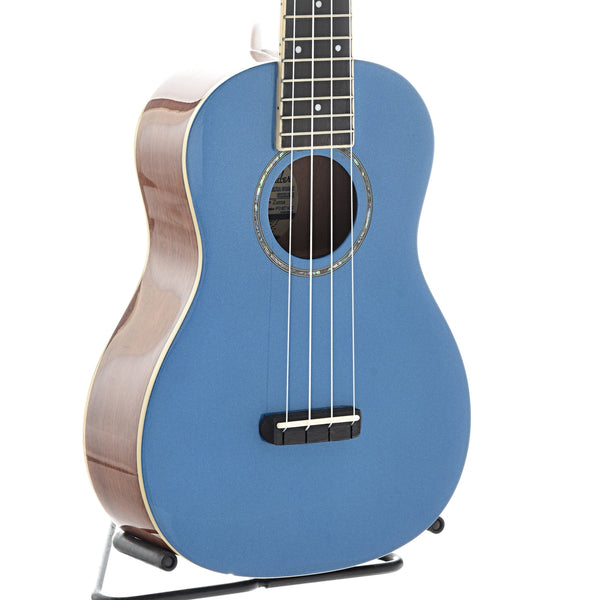 Fender Zuma Classic Concert Ukulele, Lake Placid Blue Finish