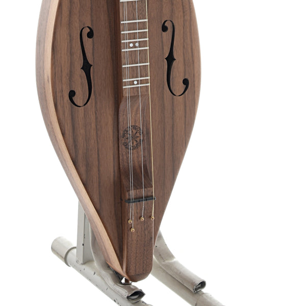 Folk Roots Walnut 4-String Dulcimer & Gigbag