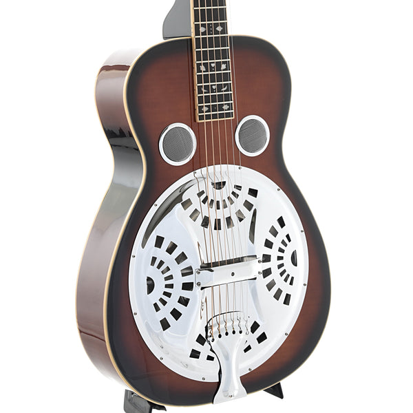 Beard Gold Tone PBS-D Maple Deluxe, Squareneck Resonator Guitar