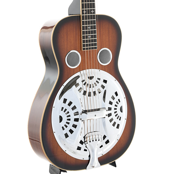 Beard Gold Tone PBS-M Solid Mahogany, Squareneck Resonator Guitar