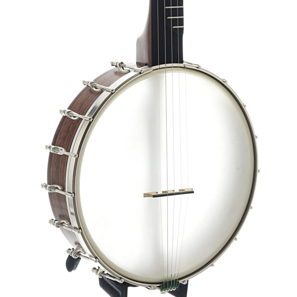 "Chuck Lee Glen Rose Banjo, Electric (Whyte Laydie) Tone Ring, 11"" Rim"