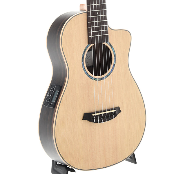 Cordoba Mini II EB-CE Travel-Sized Guitar