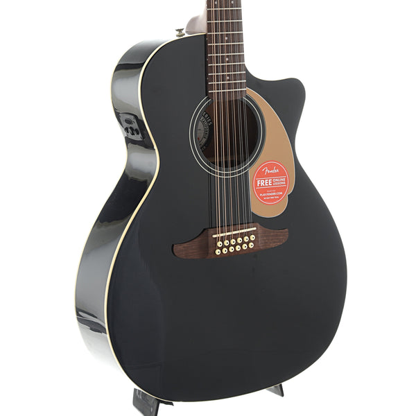 Fender Villager 12-String Acoustic Guitar & Gigbag
