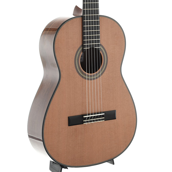 Romero Creations Pepe Romero Sr. Signature Model Classical Guitar with Cedar Top and Case