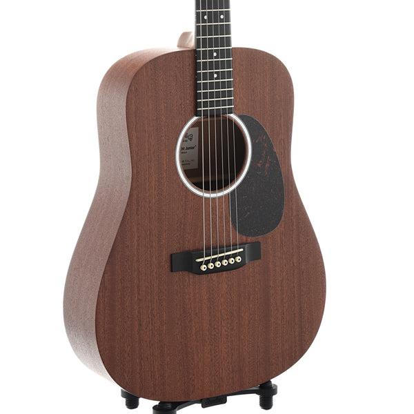 Martin DJR-10E Sapele (DJR2E), D Jr. Dreadnought with Pickup & Gigbag, New Version