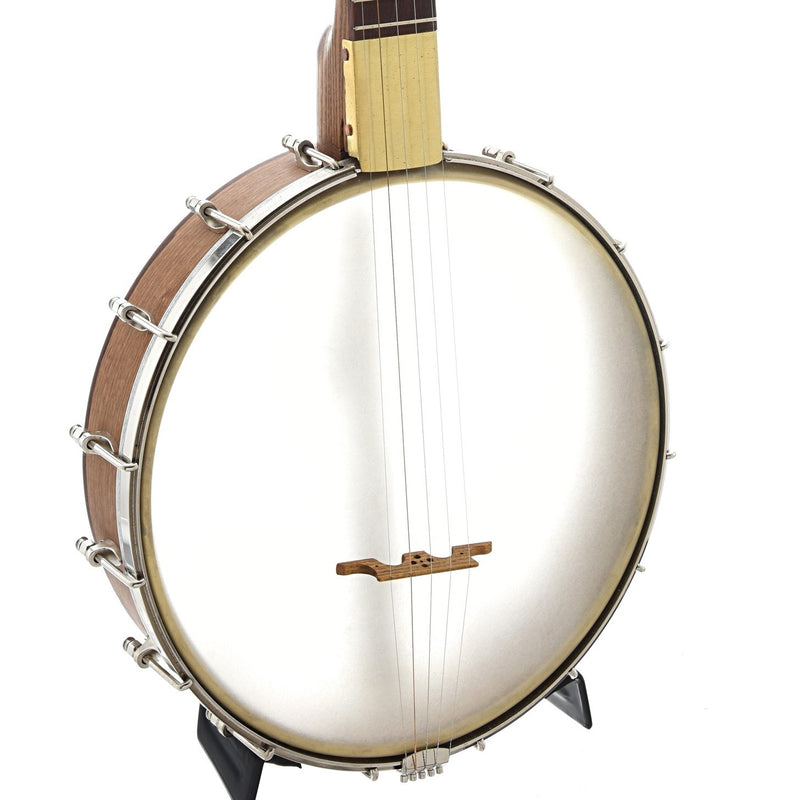 "Dogwood Banjo Co. 12"" Openback Banjo, Cherry"