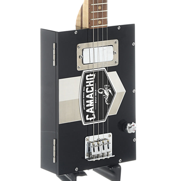 Get Down Guitars Camacho Cigar Box 4-String Electric Guitar