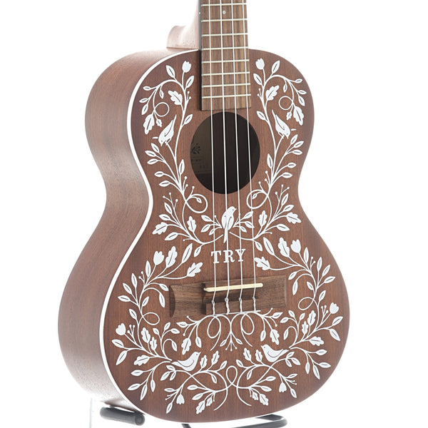 Kala Mandy Harvey Signature Model Ukulele Starter Kit